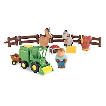 John Deere 1st Farming Fun Harvest Time Playset