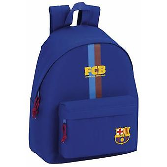 F.C. Barcelona Day Pack Liso F.C. Barcelona Blue (Toys , School Zone , Backpacks)