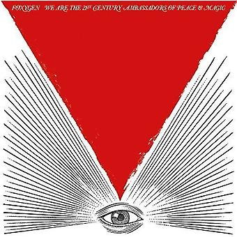 Foxygen - We Are the 21st Century Ambassadors of P [Vinyl] USA import