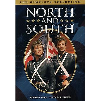 North & South-the Complete Collection [DVD] USA import