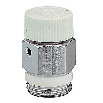 Caleffi Manual Radiator Air Vent Bleed Plug Valve No Need Key