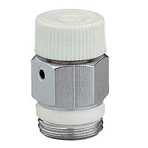 Caleffi Manual Radiator Air Vent Bleed Plug Valve No Need Key