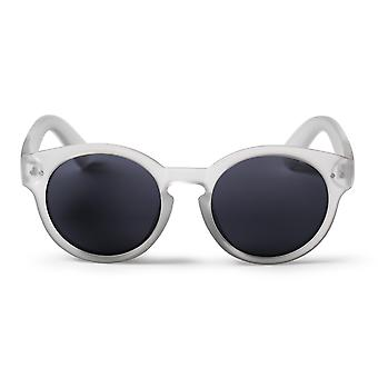 Cheapo Burn Sunglasses - Transparent / Black