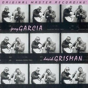 Garcia, Jerry/Grisman, David - Jerry Garcia & David Grisman [SACD] USA import