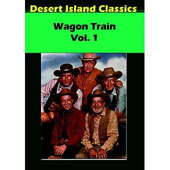 Wagon Train 1 [DVD] USA import