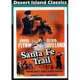 Santa Fe Trail (1940) [DVD] USA import