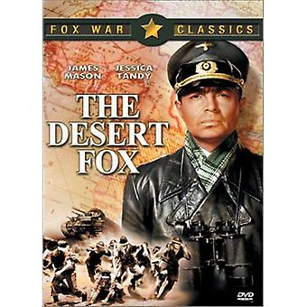Desert Fox, the [DVD] USA import