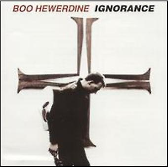 Boo Hewerdine - Ignorance [CD] USA import