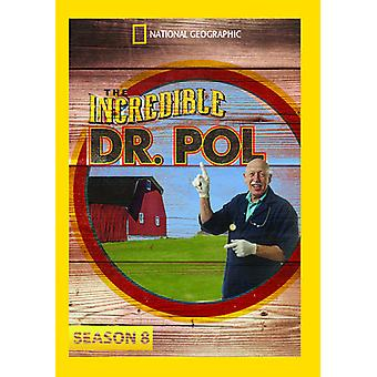 Incredible Dr Pol: Season 8 [DVD] USA import
