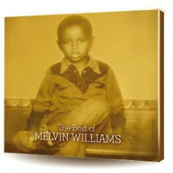 Melvin Williams - bedste af Melvin Williams [CD] USA import