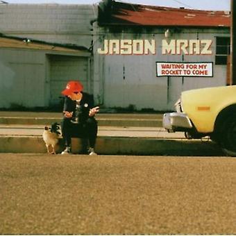 Jason Mraz - väntar min raket att komma [CD] USA import