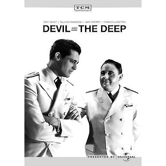 Devil & the Deep [DVD] USA import