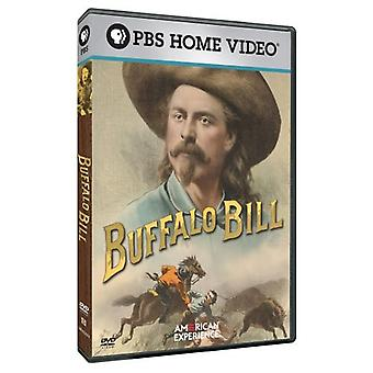 L'expérience américaine : Importer des USA Buffalo Bills Far West [DVD]