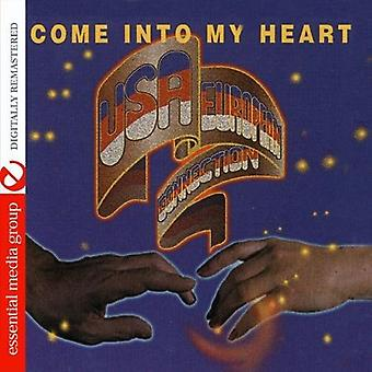 Usa-European Connection - Come Into My Heart [CD] USA import