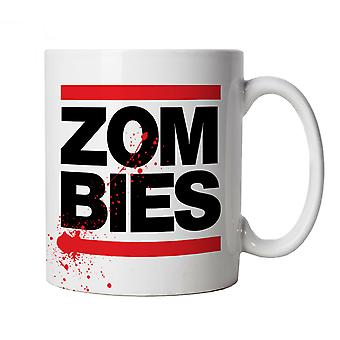 Vectorbomb, Zombies, Novelty Undead Mug