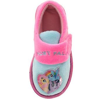 Girls Kids Quality My Little Pony Suzanna Comic Cartoon Character Slipper Boot