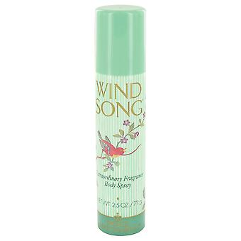 Prince Matchabelli Women Wind Song Deodorant Spray By Prince Matchabelli