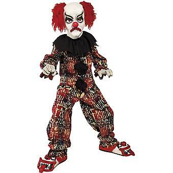 Horror clown van kwade clown kind kostuum Halloween