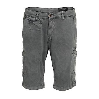 ALPHA INDUSTRIES Deck Shorts | Grey