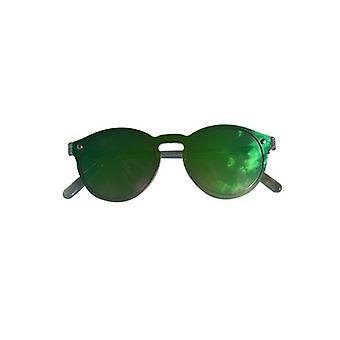 Edgy rock smarte solbriller med refleksion