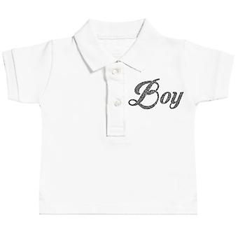 Verwend rotte Boy Design Baby Polo T-Shirt
