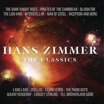 Hans Zimmer - Hans Zimmer - Classics [CD] USA importerer