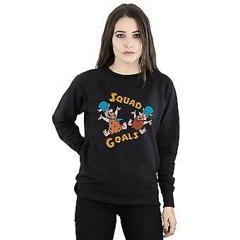 The Flintstones Women's Squad Goals Sweatshirt