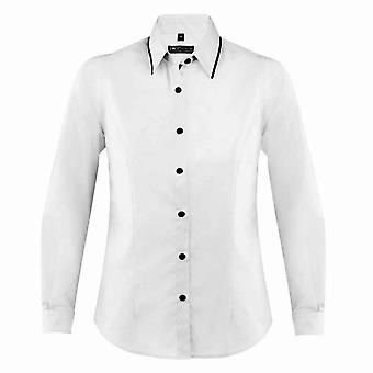 SOLS Womens/Ladies Baxter Long Sleeve Fitted Shirt