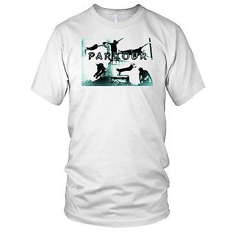 Parkour Street Runner Damen T Shirt