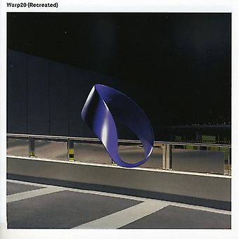 Warp 20 - Recreated [CD] USA import