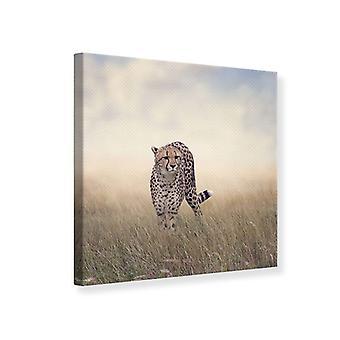 Lærred Udskriv Cheetah