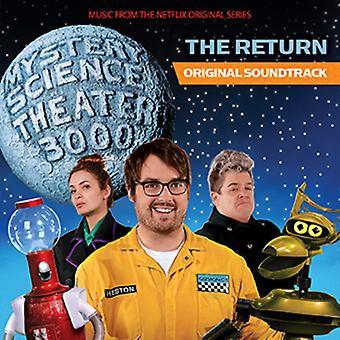 Olika Artist - Mystery Science Theater [CD] USA import