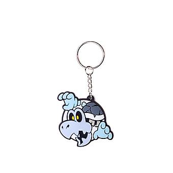 Nintendo Keyring Keychain Dry Bones Official New Rubber