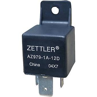 Automotive relay 12 Vdc 60 A 1 change-over Zettler Electronics