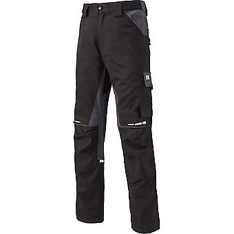 Dickies para hombre GDT Cordura rodillera Premium ropa de trabajo pantalones de bolsillos