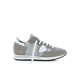 PHILIPPE MODEL TROPEZ BASIC GREY/WHITE SNEAKER