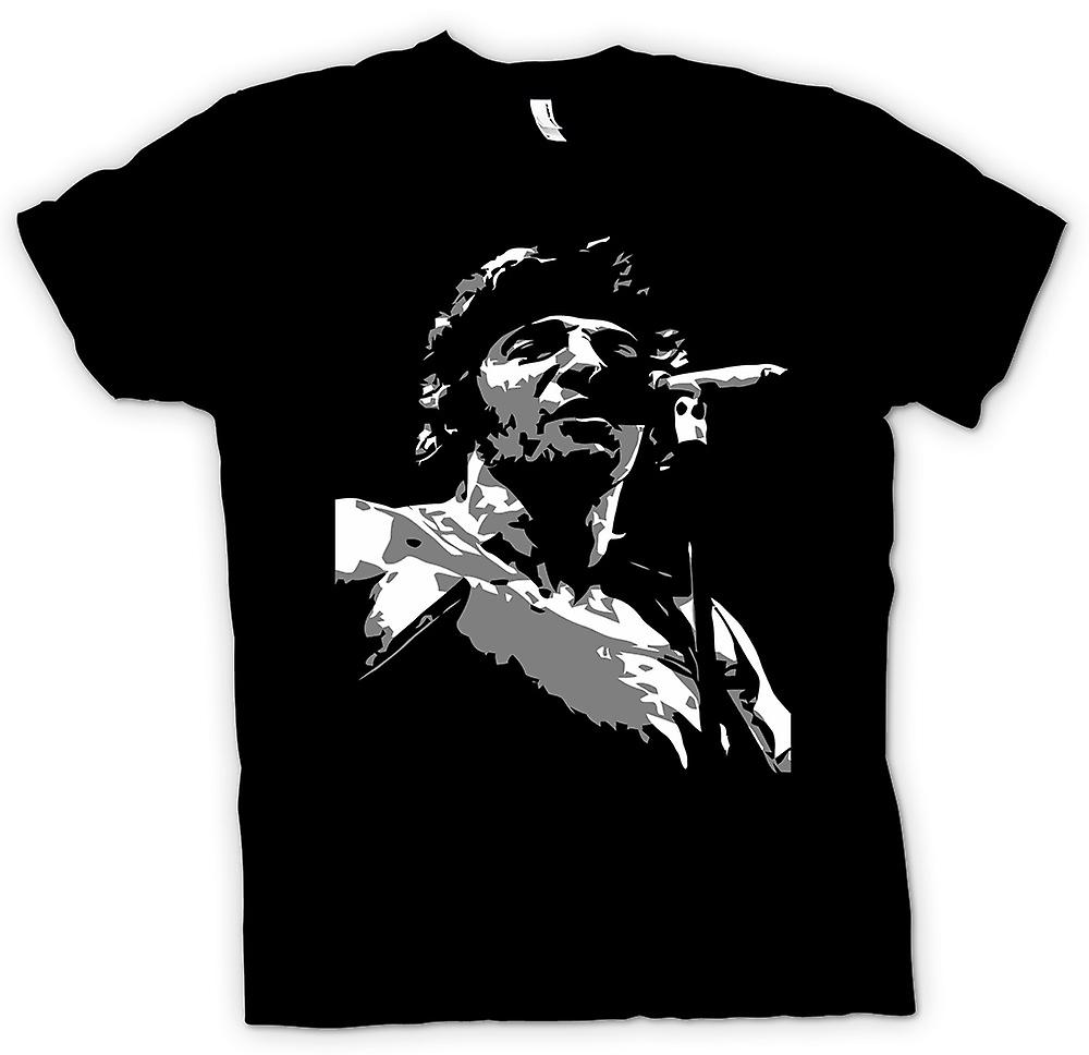 Mens T-shirt - Bruce Springsteen - BW