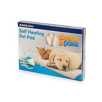 Ancol - Self Heating Pet Pad Cat/Dog Bed