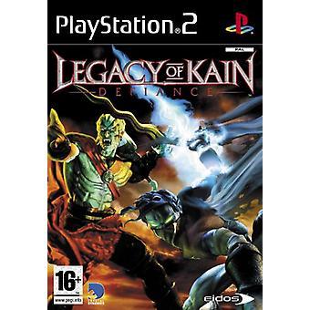 Erfenis van Kain Defiance (PS2)