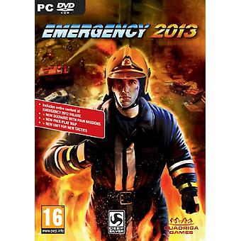 Emergency 2013 (PC DVD)