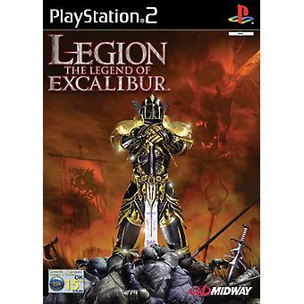 Legion legenden om Excalibur