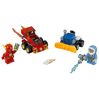 LEGO 76063 mektige mikroer: den Flash vs kaptein Cold