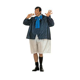 Fedt skoledreng kostume (Wire Hoop buksedragt jakke Butterfly)