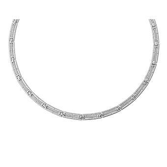 Orphelia plata 925 collar 43 Cm hilo ZK-2329