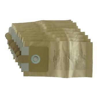 Rl095 støvsuger støv papirposer