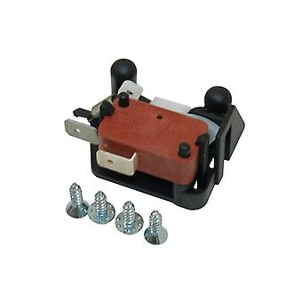Cavaliere bianco (Crosslee) Tumble Dryer porta microinterruttore Assembly