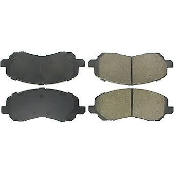 StopTech 305.08660 Street Select Brake Pad with Hardware, 5 Pack