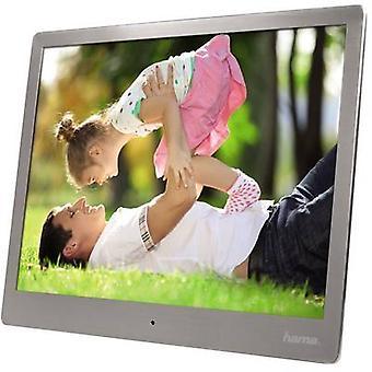 Hama 95276 Digital photo frame 25.4 cm 10  1024 x 768 pix 4 GB Silver