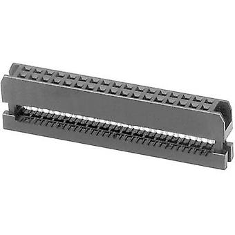 W & P Products 343-34-60-1 Pole Connector Number of pins: 2 x 17