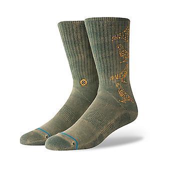 Houding straat Rat Crew sokken